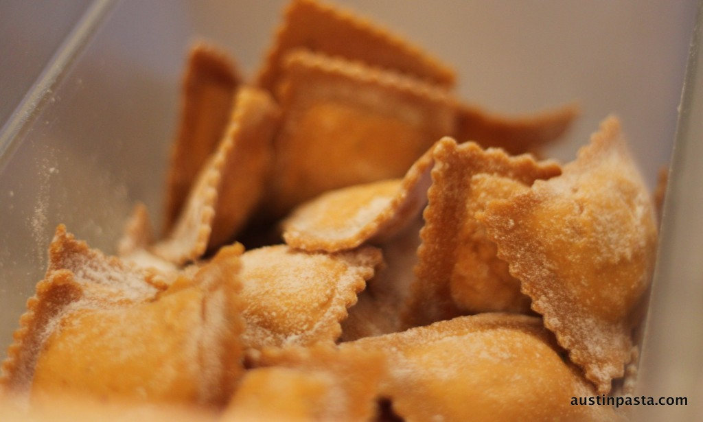 Butternut-Ravioli