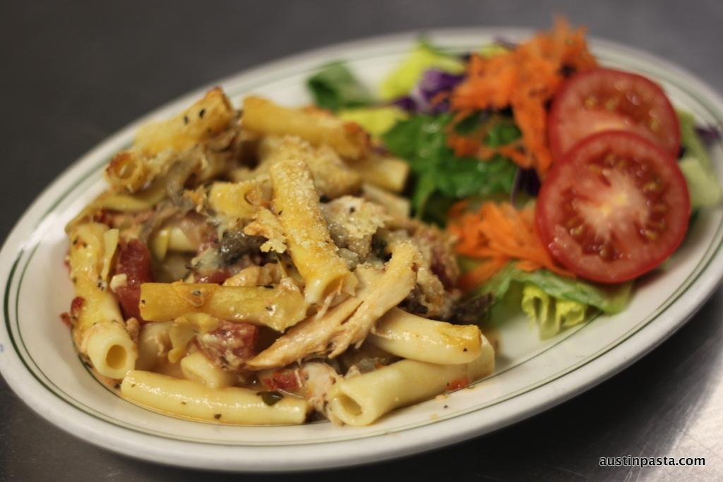 Chicken-Penne-Plate